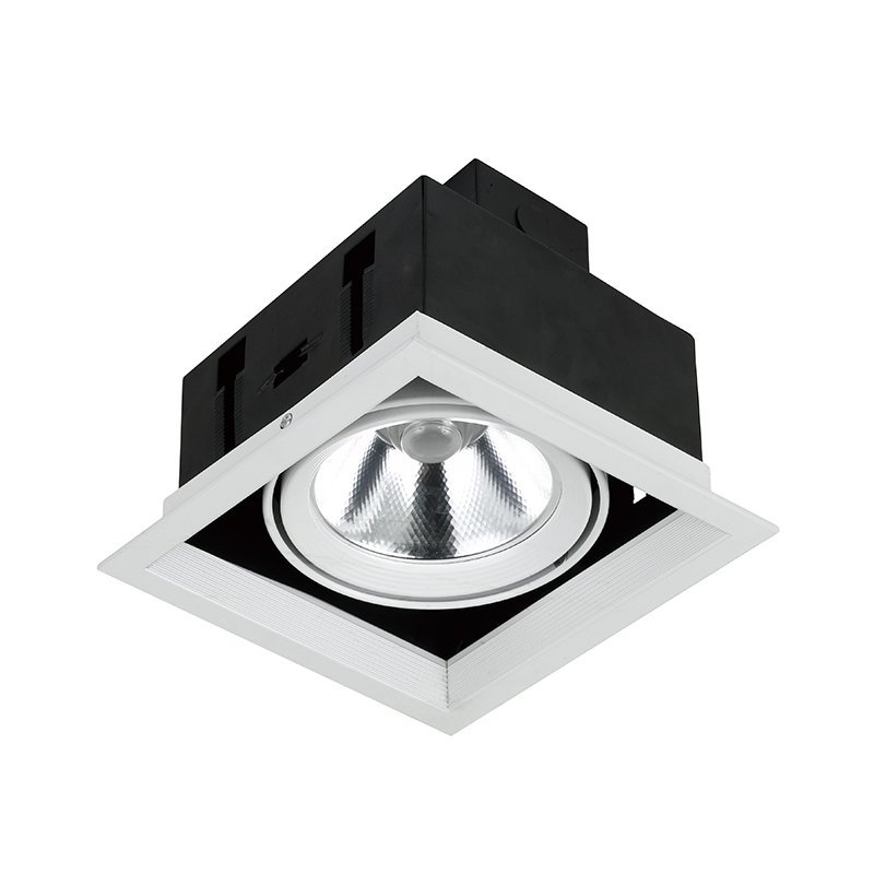 LED Grille light single head with different power LP-B1102-1/LP-B0802-1