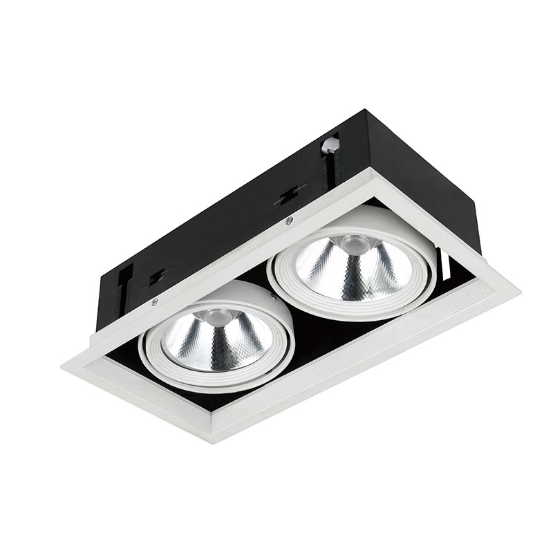 LED Grille light  with double LED LP-B0802-2 | LP-B1102