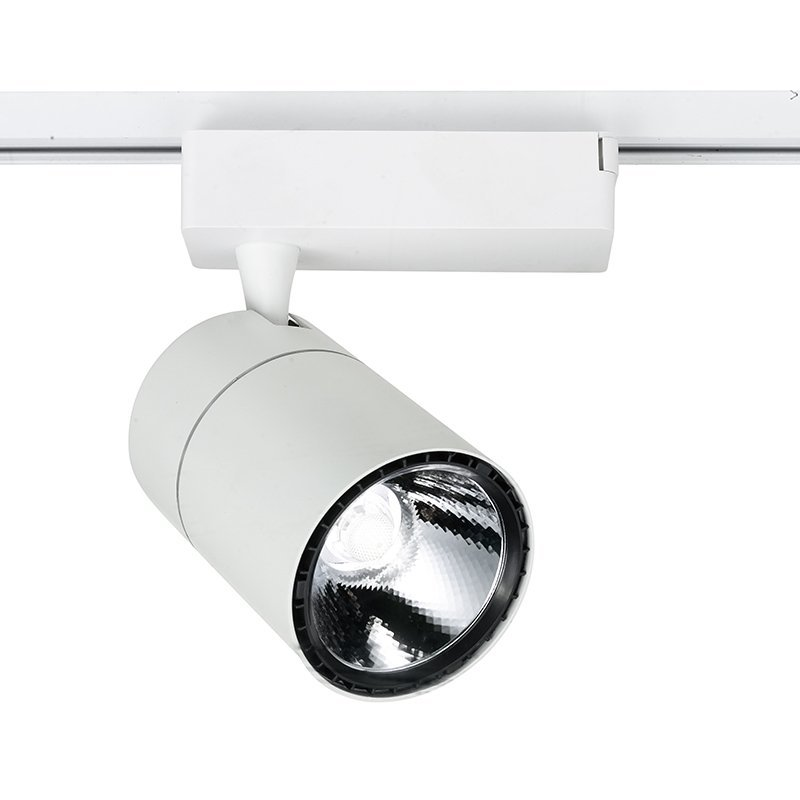 10W 20W 30W  White LED Track Light - LP-D3001