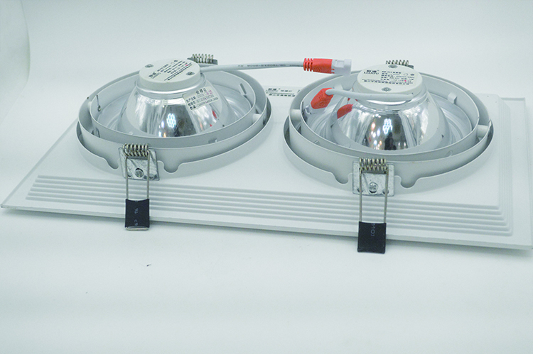 Led grille light for home and office LP-B0801-2