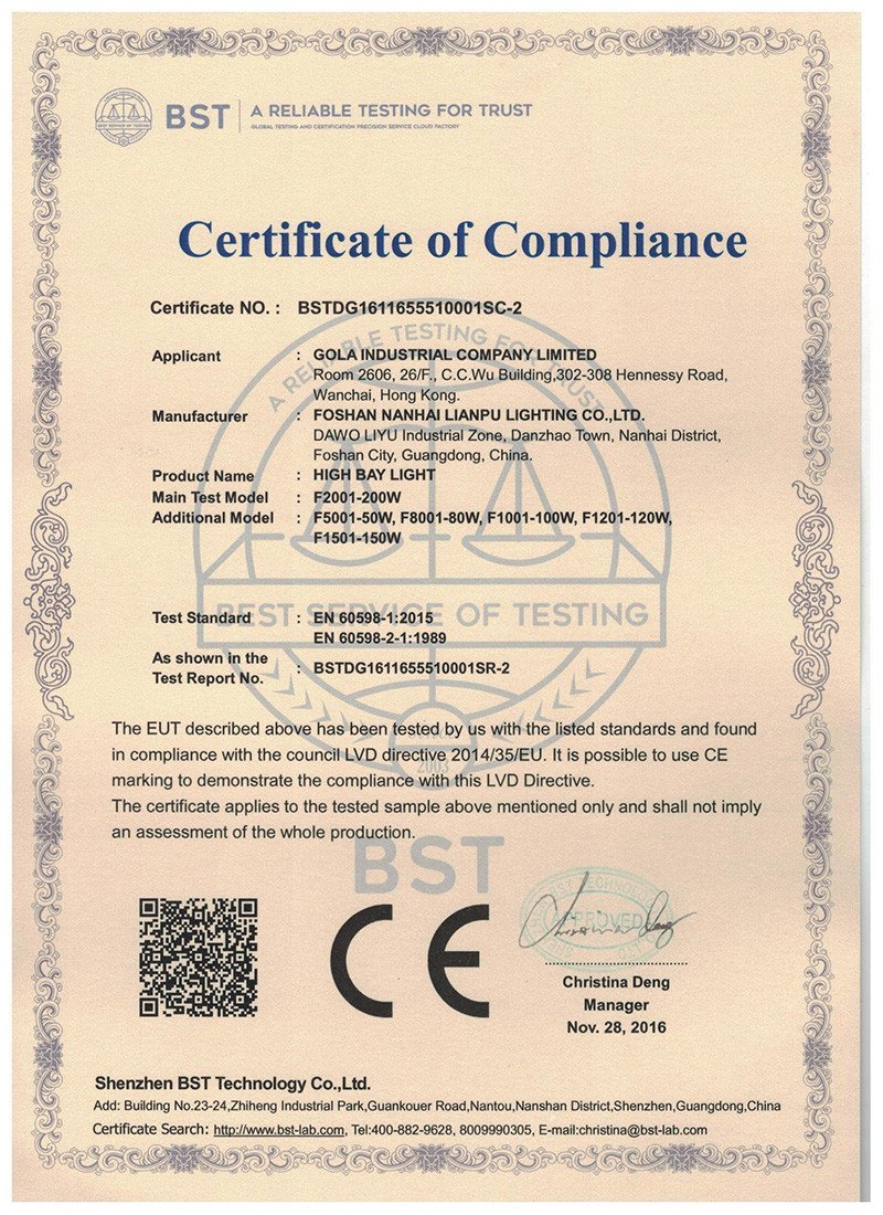 BSTDG1611655510001SC - 2