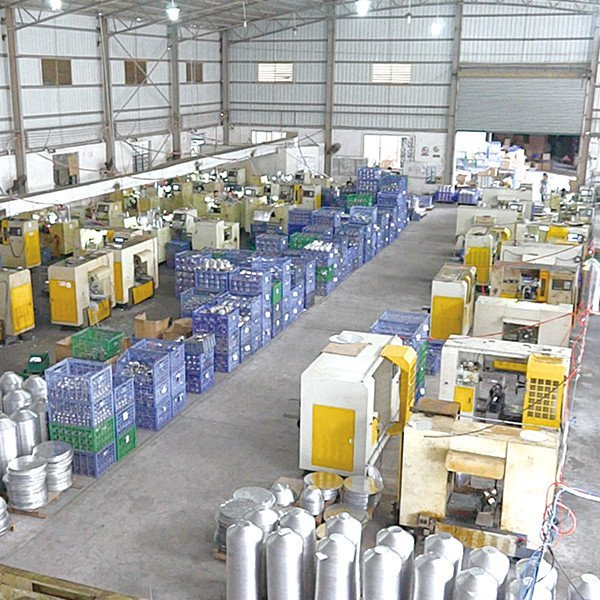 View of Factory - 1