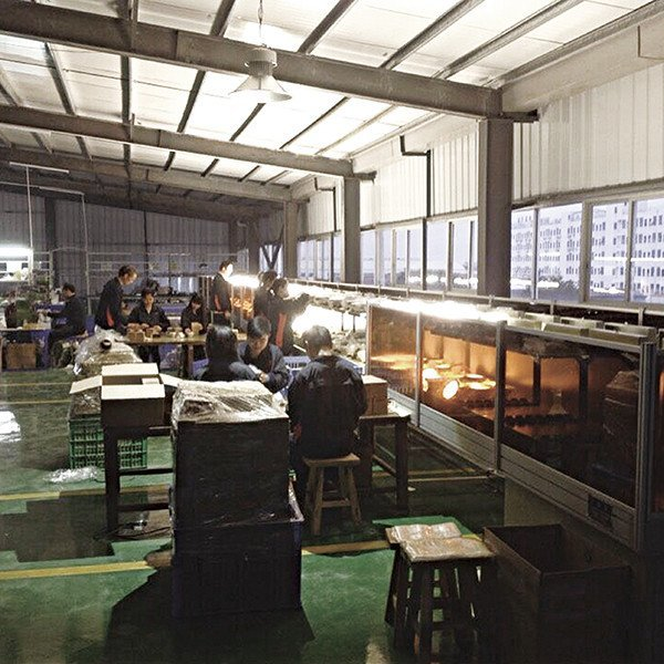View of Factory - 3